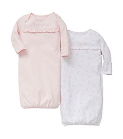 Little Me® Baby Girls' 2 Pack Sleep Gowns