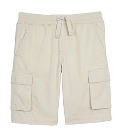 Chaps® Boys' 4-20 Pull On Cargo Shorts