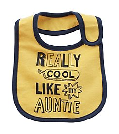 Carter's® Baby Boys' Really Cool Aunt Bib
