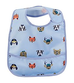 Carter's® Baby Boys' Animal Print Feeding Bib