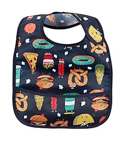 Carter's® Baby Boys Food Print Bib