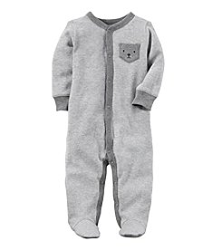 Carter's® Baby Boys One Piece Bear Sleeper