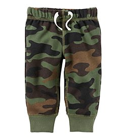 Carter's® Baby Boys Drawstring Camo Pants