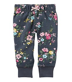Carter's® Baby Girls' Floral Pants