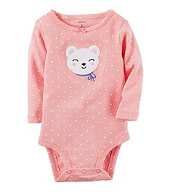 Carter's® Baby Girls' Bear Bodysuit