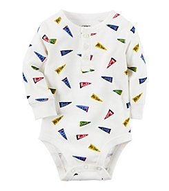 Carter's® Baby Boys Flag Printed Bodysuit