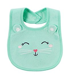 Carter's® Cat Teething Bib