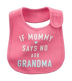 Carter's Ask Grandma Teething Bib