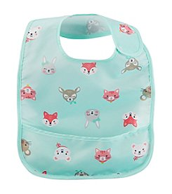 Carter's® Baby Girls' Animal Feeding Bib