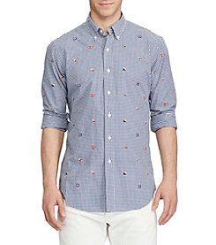 Polo Ralph Lauren® Men's Standard Fit Button Down Shirt