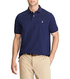 Polo Ralph Lauren® Men's Slim Fit Weathered Mesh Polo