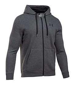 Under Armour® Men's Rival Fitted Full Zip Hoodie