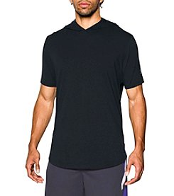 Under Armour® Men's Short Sleeve Baseline Hooded Tee