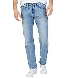 Nautica® Men's Relaxed Fit Light Wash Jeans