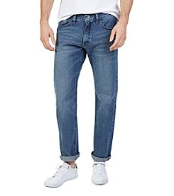 Nautica Men's Relaxed Fit Medium Wash Jeans