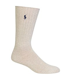 Polo Ralph Lauren® Men's Big & Tall Classic Crew Socks