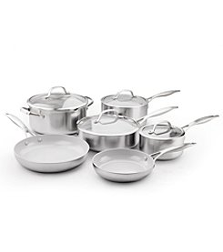 GreenPan® Venice Pro Ceramic 10-Piece Cookware Set
