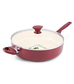 GreenPan® Rio 5-Qt. Ceramic Saute Pan