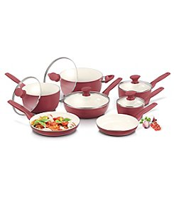 GreenPan® Rio Ceramic 12-Piece Cookware Set
