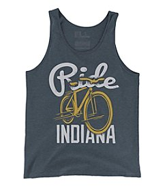 United State of Indiana Ride In Bicycle Tank