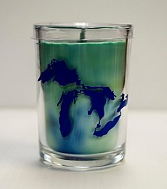 Coyer Candle Co. Say Yes To The Mitten Candle