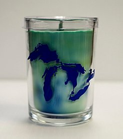 Coyer Candle Co. Northern Lights Boutique Candle