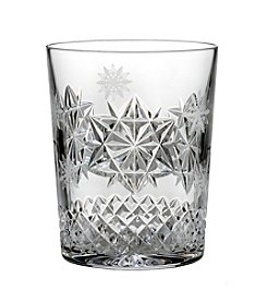 Waterford® Snowflake Wishes Friendship Double Old Fashioned Glass