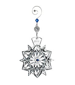 Waterford® Snowflake Wishes Friendship Ornament 2017