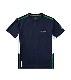 Polo Ralph Lauren® Boys' 2T-20 Short Sleeve Knit Top