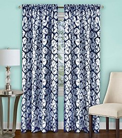 Achim Batik Window Curtain Panel