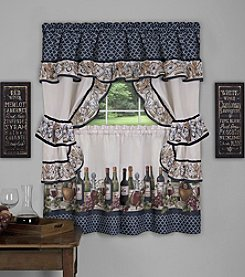 Achim Chateau Cottage Window Curtain Set