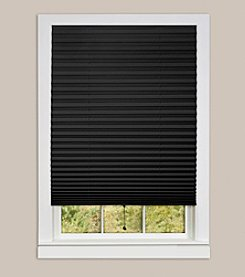 Achim 1-2-3 Vinyl Room Darkening Window Pleated Shade (6-Pack)