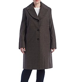 Jones New York® Plus Size Notch Collar Jacket