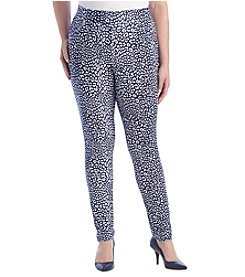 MICHAEL Michael Kors® Plus Size Cheetah Leggings