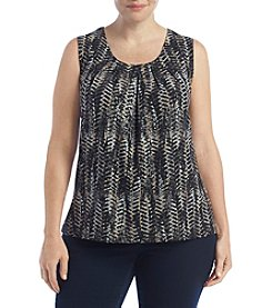 Kasper® Plus Size Knit Cami