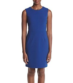 Ivanka Trump® Crepe Sheath Dress