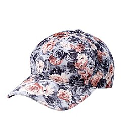 Fantasia Accessories Velvet Rose Baseball Hat