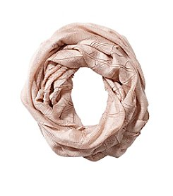 Cejon® Diamond Lurex Loop Scarf