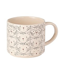 John Bartlett Pet Cat Faces Mug
