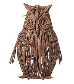 Living Quarters Harvest Twig Owl