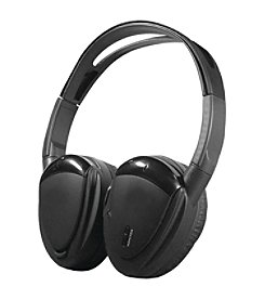 Power Acoustik 2 Channel Wireless Headphones With Swivel Earpads