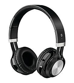 Ilive Bluetooth Headphones With Microphone Black