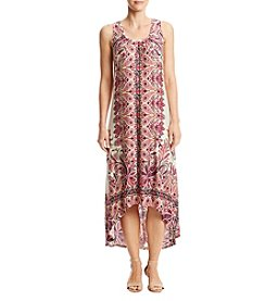 Oneworld® Floral Crepe Dress