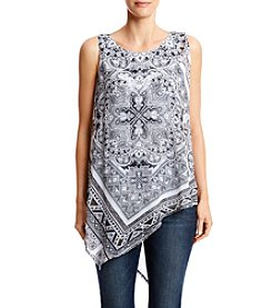 Oneworld® Printed Top