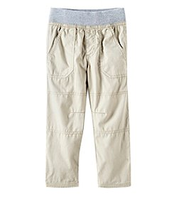 Mix & Match Boys' 2T-8 Pull On Pork Chop Pocket Pants
