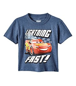 Disney® Boys' 2T-4T Short Sleeve Lightning Fast Tee