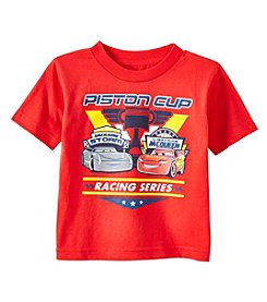 Disney® Boys' 2T-4T Cars Short Sleeve How To Win Tee