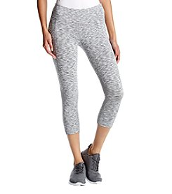 Calvin Klein Performance Side Pocket Cropped Leggings