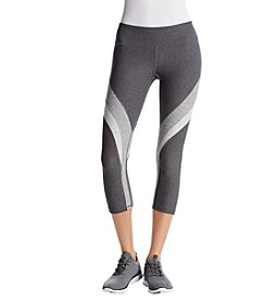 Calvin Klein Performance Heather Cropped Leggings