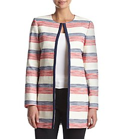 Tahari ASL® Striped Jacket